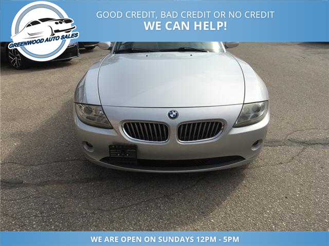 2005 BMW Z4 3.0i (Stk: 5-11637) in Greenwood - Image 3 of 14