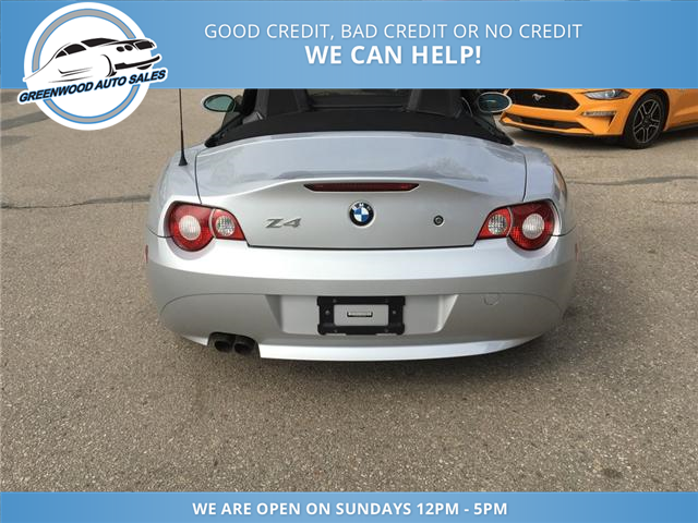 2005 BMW Z4 3.0i (Stk: 5-11637) in Greenwood - Image 8 of 14