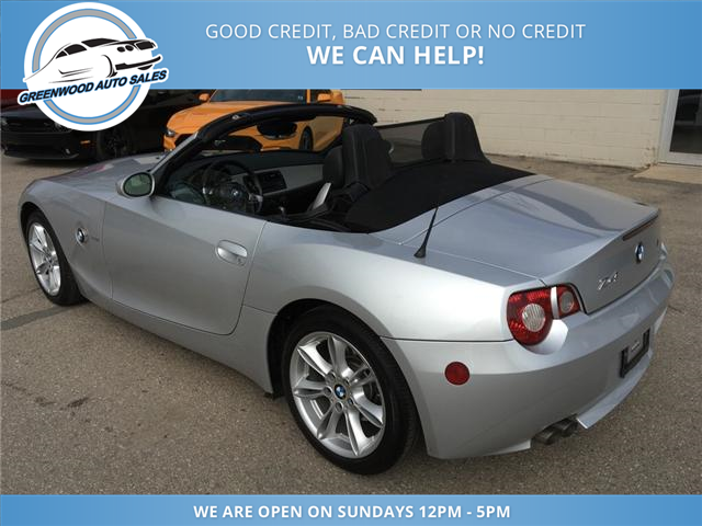 2005 BMW Z4 3.0i (Stk: 5-11637) in Greenwood - Image 9 of 14