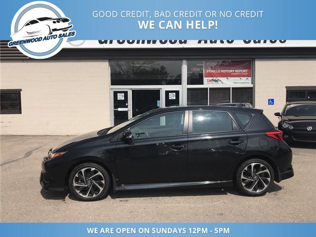2018 Toyota Corolla iM Base (Stk: 18-74679) in Greenwood - Image 1 of 18