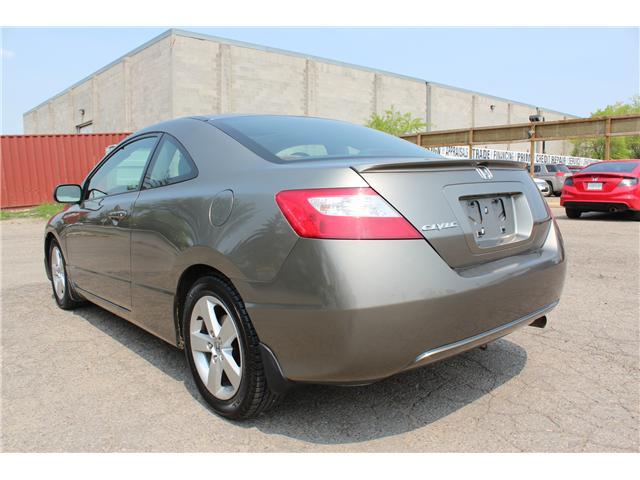 2008 Honda Civic LX (Stk: CBK2798) in Regina - Image 3 of 20