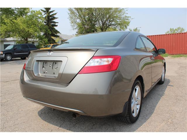 2008 Honda Civic LX (Stk: CBK2798) in Regina - Image 5 of 20
