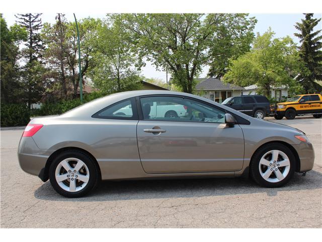 2008 Honda Civic LX (Stk: CBK2798) in Regina - Image 6 of 20