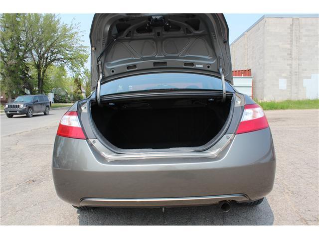 2008 Honda Civic LX (Stk: CBK2798) in Regina - Image 19 of 20