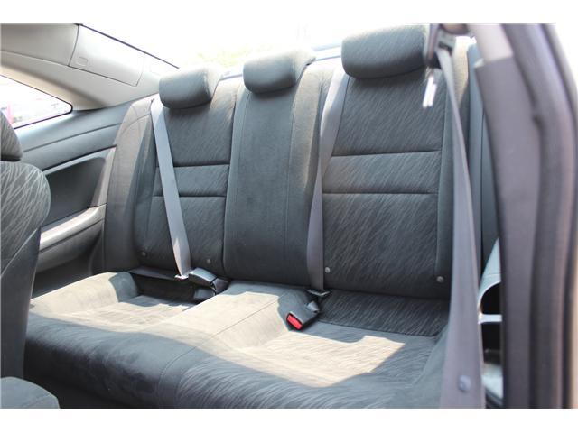 2008 Honda Civic LX (Stk: CBK2798) in Regina - Image 18 of 20