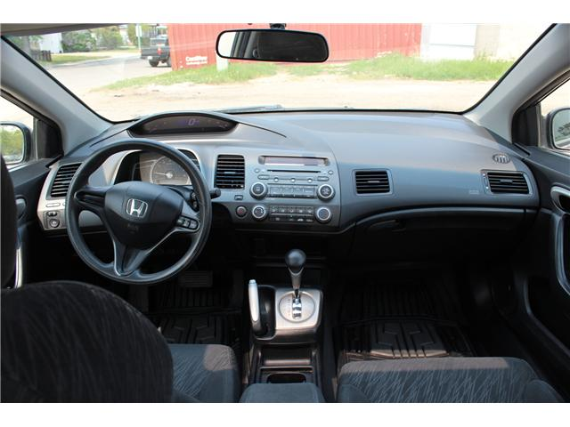 2008 Honda Civic LX (Stk: CBK2798) in Regina - Image 10 of 20