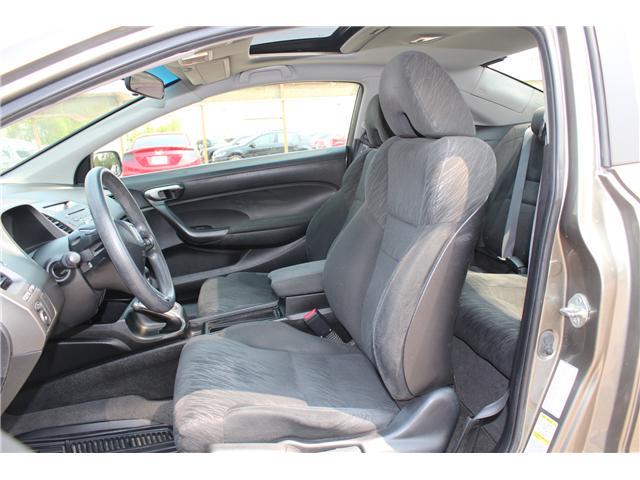 2008 Honda Civic LX (Stk: CBK2798) in Regina - Image 9 of 20