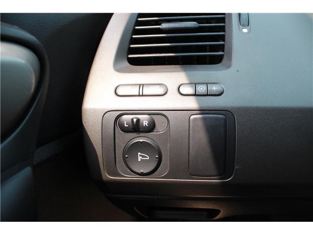 2008 Honda Civic LX (Stk: CBK2798) in Regina - Image 16 of 20