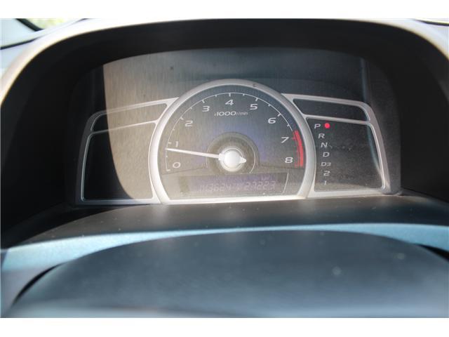 2008 Honda Civic LX (Stk: CBK2798) in Regina - Image 11 of 20