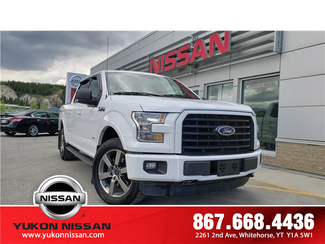 2016 Ford F-150 XLT (Stk: 9AR1191A) in Whitehorse - Image 2 of 26