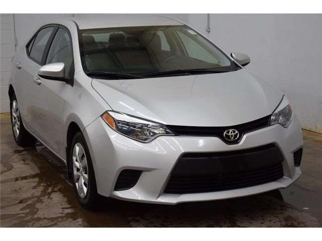 2014 Toyota Corolla LE - BACKUP CAM * TOUCH SCREEN * HEATED SEATS (Stk: B4106) in Napanee - Image 2 of 30