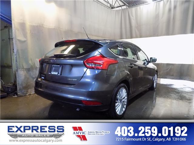 2018 Ford Focus Titanium (Stk: P15-1115) in Calgary - Image 6 of 20