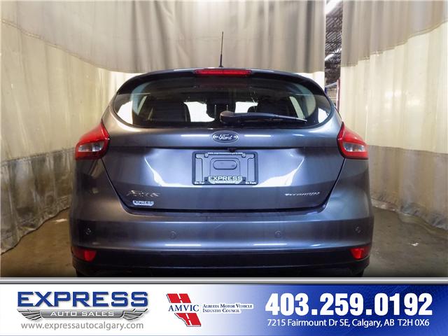 2018 Ford Focus Titanium (Stk: P15-1115) in Calgary - Image 5 of 20