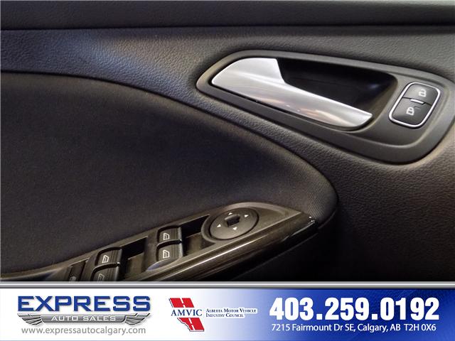 2018 Ford Focus Titanium (Stk: P15-1115) in Calgary - Image 18 of 20