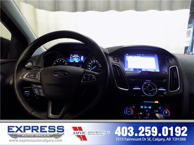 2018 Ford Focus Titanium (Stk: P15-1115) in Calgary - Image 13 of 20