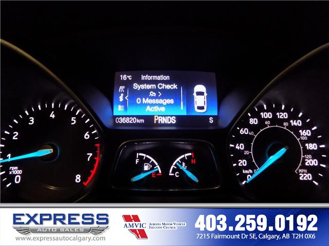 2018 Ford Focus Titanium (Stk: P15-1115) in Calgary - Image 17 of 20