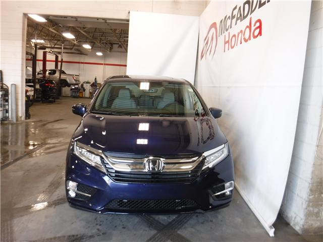2019 Honda Odyssey Touring (Stk: 1906) in Lethbridge - Image 2 of 21
