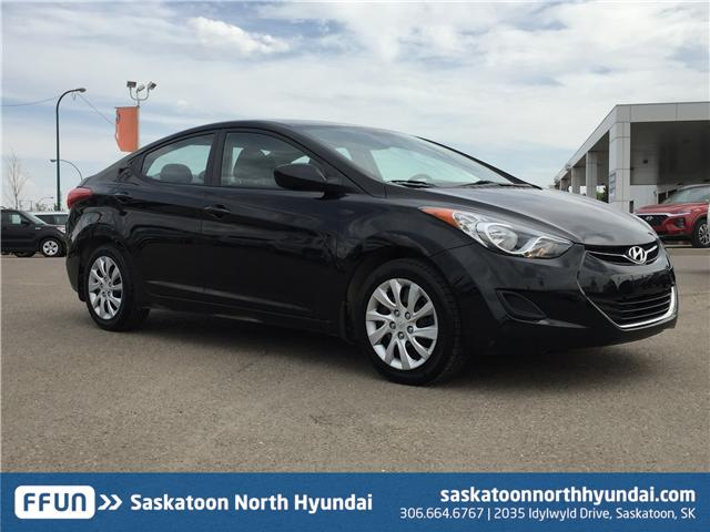 2012 Hyundai Elantra GL (Stk: 38373A) in Saskatoon - Image 1 of 23