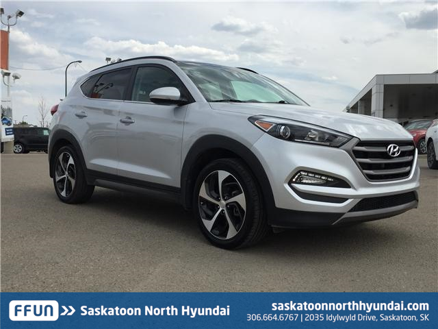 2016 Hyundai Tucson Limited (Stk: 39227A) in Saskatoon - Image 1 of 25