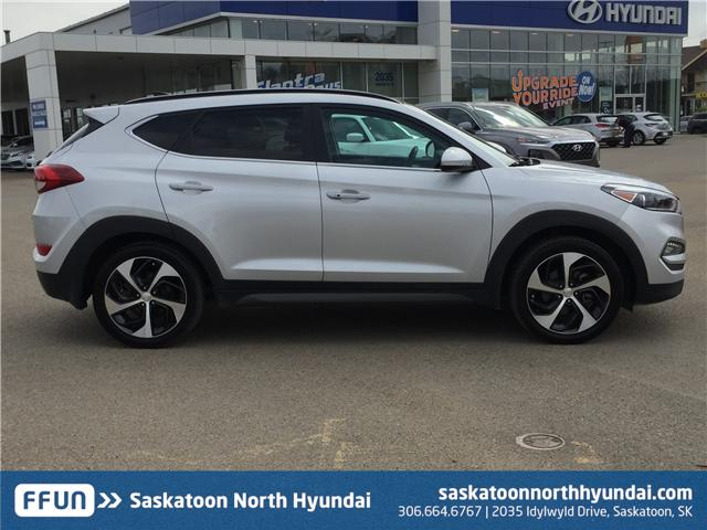 2016 Hyundai Tucson Limited (Stk: 39227A) in Saskatoon - Image 2 of 25