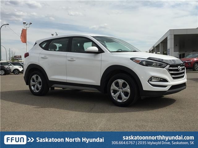 2017 Hyundai Tucson Base (Stk: 39082A) in Saskatoon - Image 1 of 24