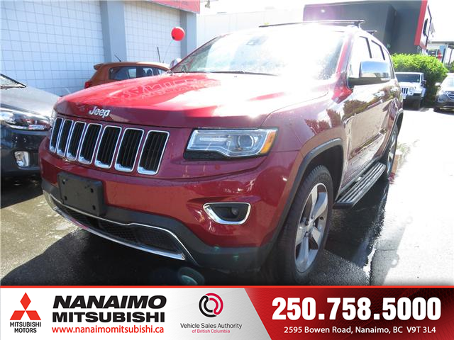 2015 Jeep Grand Cherokee Limited (Stk: 8P1250A) in Nanaimo - Image 1 of 10