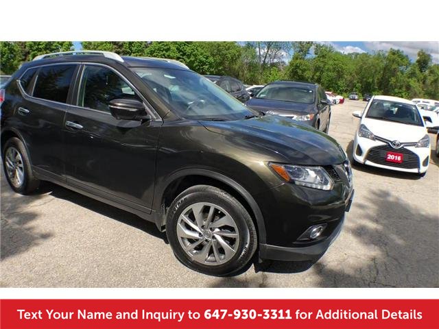 2015 Nissan Rogue SL (Stk: 20025) in Mississauga - Image 2 of 20