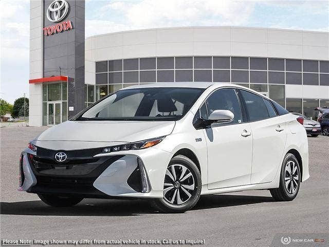 2019 Toyota Prius Prime Base (Stk: 219514) in London - Image 1 of 24
