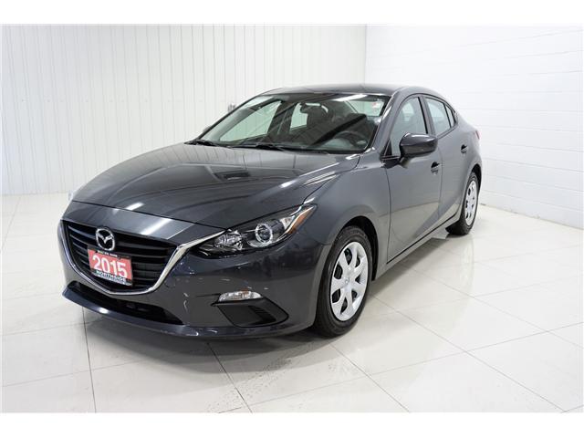 2015 Mazda Mazda3 GX (Stk: P5333) in Sault Ste. Marie - Image 1 of 20