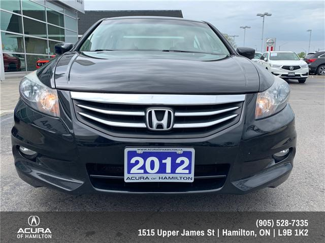 2012 Honda Accord EX-L V6 (Stk: 1213301) in Hamilton - Image 1 of 14
