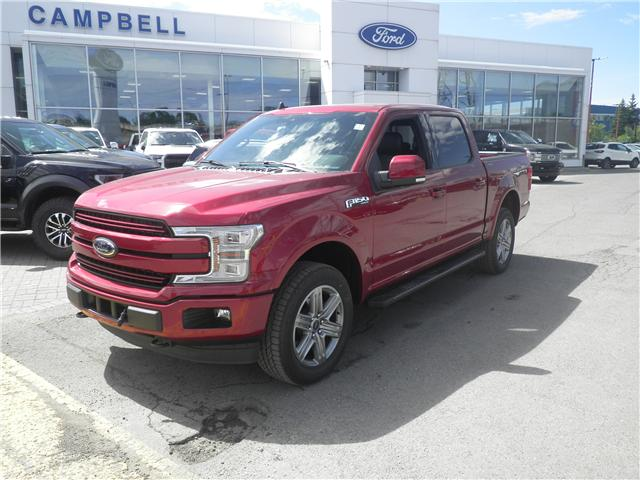 2019 Ford F-150 Lariat (Stk: 1915080) in Ottawa - Image 1 of 10