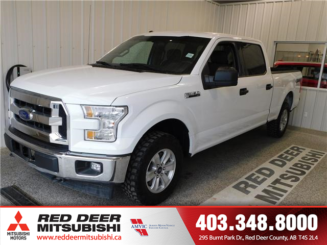 2017 Ford F-150 XL (Stk: L8350) in Red Deer County - Image 1 of 13