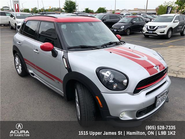 2015 MINI Countryman John Cooper Works (Stk: 1503701) in Hamilton - Image 2 of 25