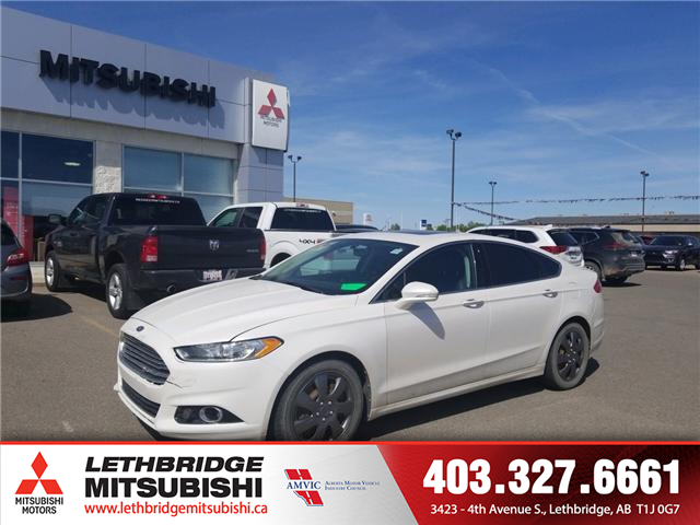 2013 Ford Fusion Titanium (Stk: 9MF03236A) in Lethbridge - Image 1 of 3