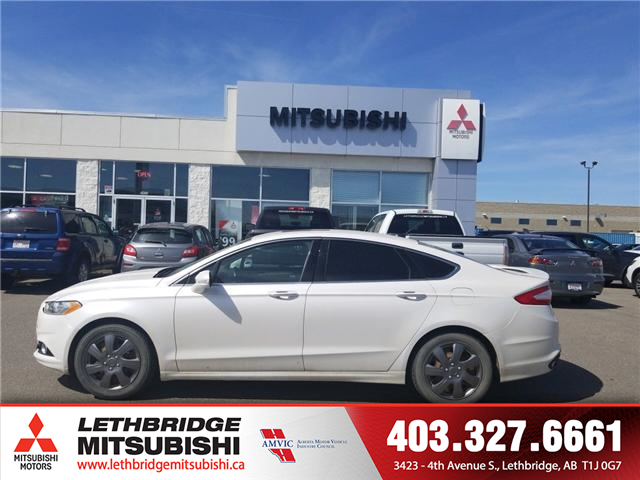 2013 Ford Fusion Titanium (Stk: 9MF03236A) in Lethbridge - Image 2 of 3