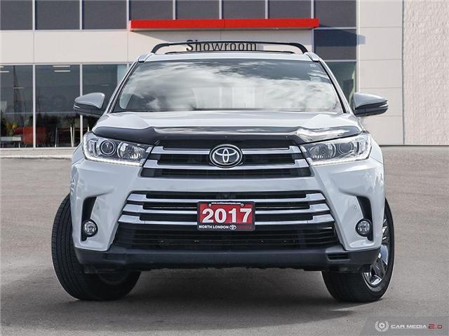 2017 Toyota Highlander Limited (Stk: U11002) in London - Image 2 of 27