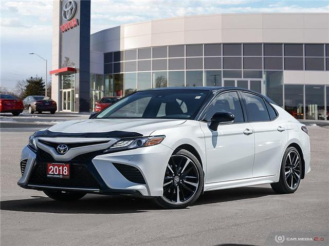 2018 Toyota Camry XSE (Stk: A219485) in London - Image 1 of 27