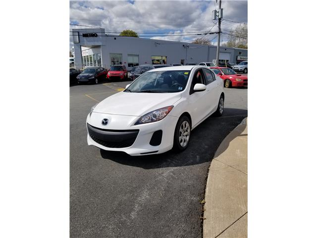 2013 Mazda Mazda3 i Sport AT 4-Door (Stk: p19-108) in Dartmouth - Image 1 of 6