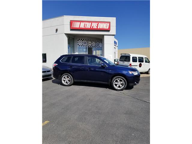 2014 Mitsubishi Outlander GT S-AWC (Stk: p19-089) in Dartmouth - Image 4 of 9