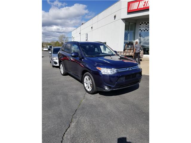 2014 Mitsubishi Outlander GT S-AWC (Stk: p19-089) in Dartmouth - Image 5 of 9