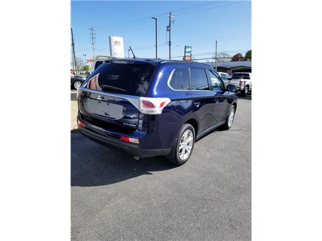 2014 Mitsubishi Outlander GT S-AWC (Stk: p19-089) in Dartmouth - Image 6 of 9