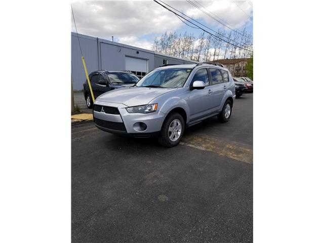 2012 Mitsubishi Outlander ES 4WD (Stk: p19-139) in Dartmouth - Image 1 of 6