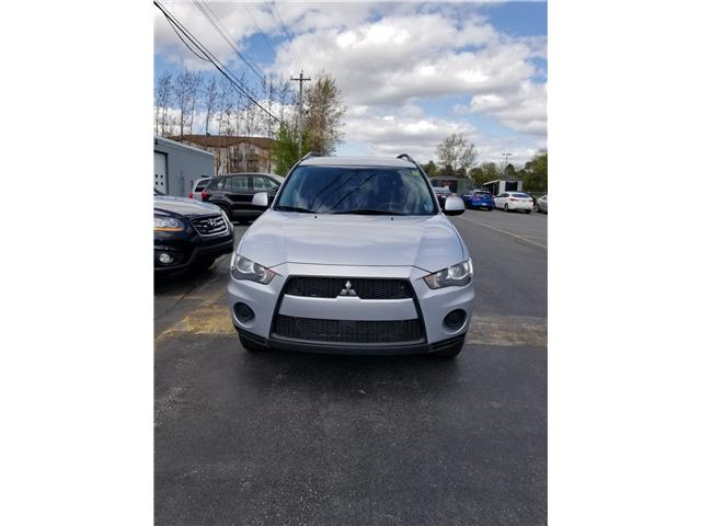 2012 Mitsubishi Outlander ES 4WD (Stk: p19-139) in Dartmouth - Image 2 of 6