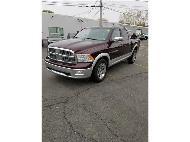 2012 RAM 1500 Laramie Crew Cab 4WD (Stk: p19-129) in Dartmouth - Image 1 of 9