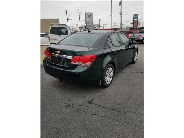 2014 Chevrolet Cruze LS Auto (Stk: p19-132) in Dartmouth - Image 2 of 7
