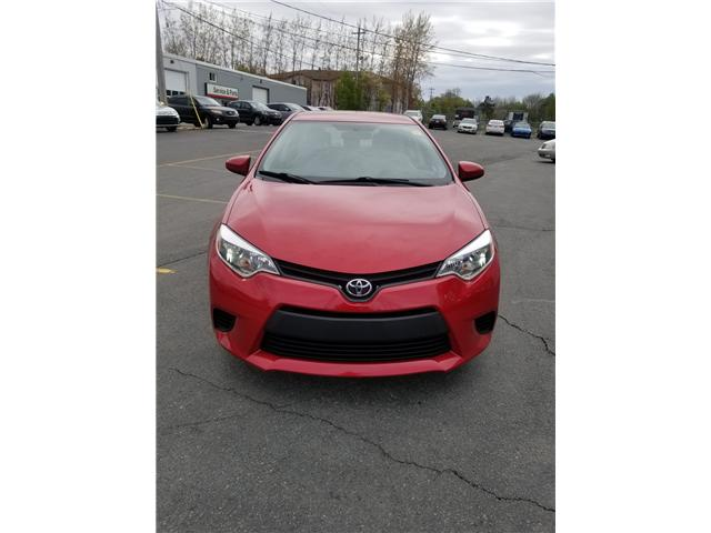2014 Toyota Corolla S Plus CVT (Stk: p19-135) in Dartmouth - Image 2 of 9