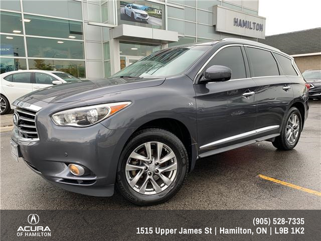 2014 Infiniti QX60 Base (Stk: 1414341) in Hamilton - Image 1 of 27