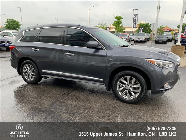 2014 Infiniti QX60 Base (Stk: 1414341) in Hamilton - Image 2 of 27