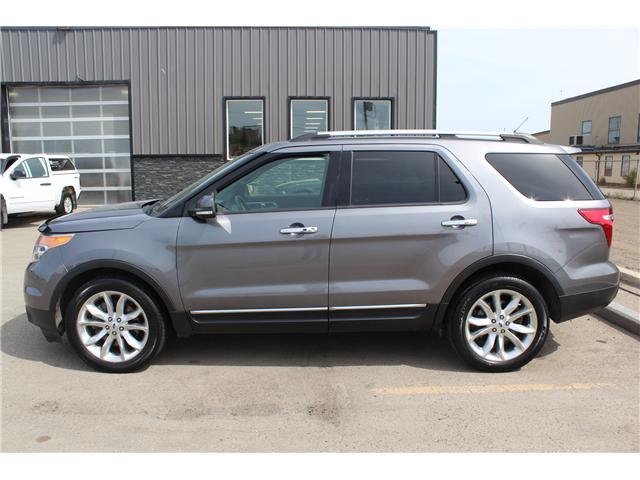 2014 Ford Explorer Limited (Stk: CC2799) in Regina - Image 2 of 22
