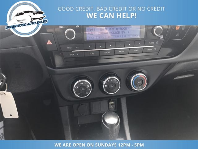 2016 Toyota Corolla S (Stk: 16-60539) in Greenwood - Image 7 of 14